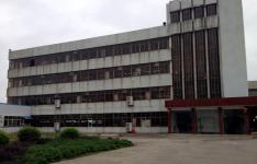 东颢二厂车间大楼
